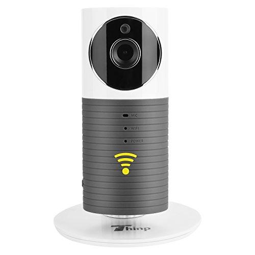 Preisvergleich Produktbild Thinp Überwachungs Kamera kabellos wlan Video mit festplatte TF-Karte für iPhone ,  Android und Tablets Graunur WIFI