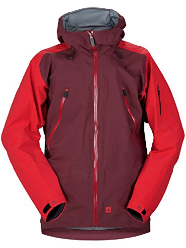Sweet Protection Herren Supernaut Jacket Ron Rangoon Red, L
