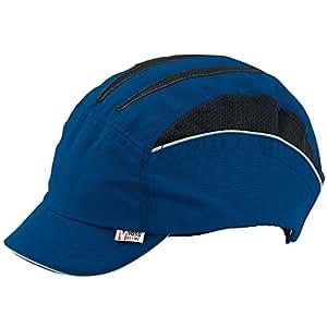 Voss Helme 12135013 VOSS-Cap Neo Casquette anti-heurt Bleu Cobalt