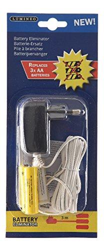 Adapter 4,5 Volt Batterien AA 3 m
