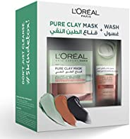 L'Oreal Paris Pure Clay Mask & Wash - Your Brightening