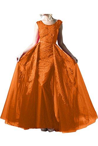 TOSKANA BRAUT -  Vestito  - linea ad a - Donna Orange