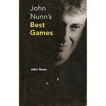 JOHN NUNN'S BEST GAMES