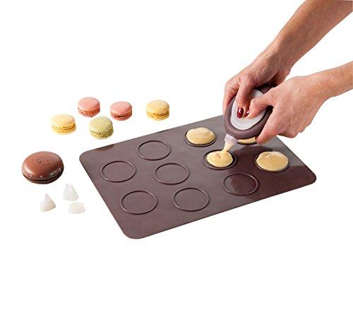 Kitchen Artist Kit Dessertteller Macarons
