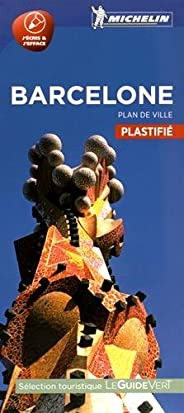 Plan Barcelone Plastifié Michelin