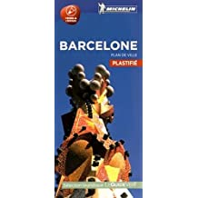 Plan Barcelone Plastifié Michelin
