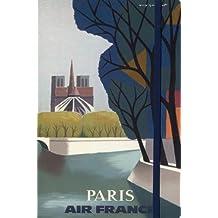 Carnet de note Paris - Air France