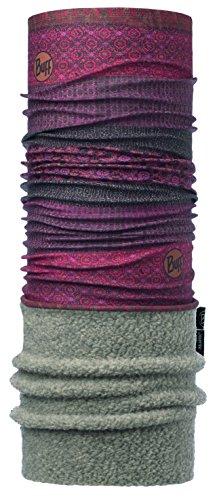 Original Buff 115312.555.10.00 Tubular de Microfibra y Forro Polar, Hombre, Multicolor, Talla Única
