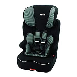 Racer ISOFIX Tech Grey 2019 High back booster Group 1/2/3,866221   5