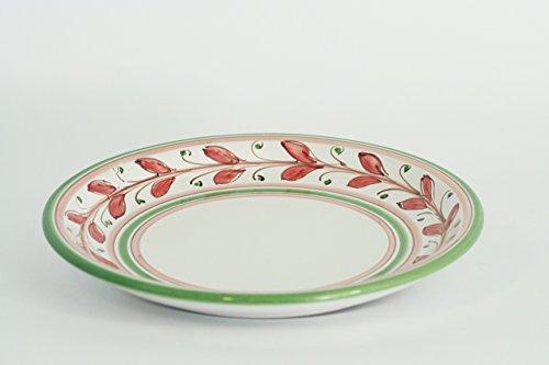 Zoom IMG-1 servizio di piatti in ceramica