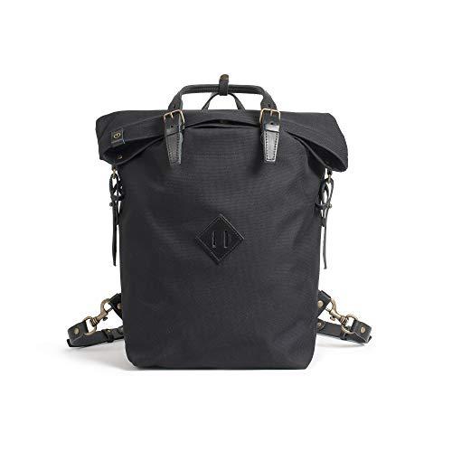 Bleu De Chauffe Woody Backpack One Size Black -