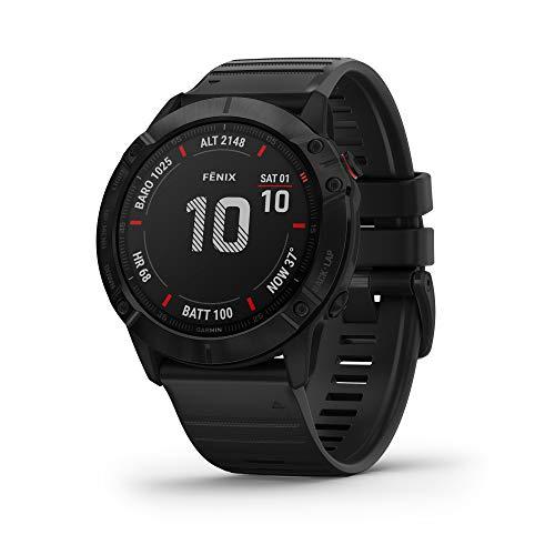Garmin Fenix 6X Pro - Reloj inteligente con GPS para outdoor