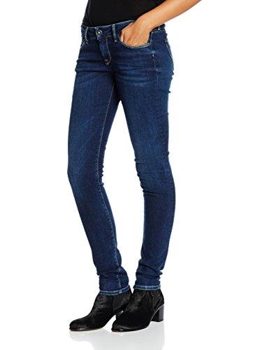 Pepe Jeans Soho, Vaqueros Para Mujer, Azul (H45), W28/L32