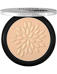 lavera Kompaktpuder Mineral Compact Powder ∙ Farbe Ivory Hautfarbe ∙ Glanz verschwindet & frischt auf ∙ Natural & innovative Make up ✔ vegan ✔ Bio Pflanzenwirkstoffe ✔ Naturkosmetik ✔ Teint Kosmetik 1er Pack (1 x 7 g)