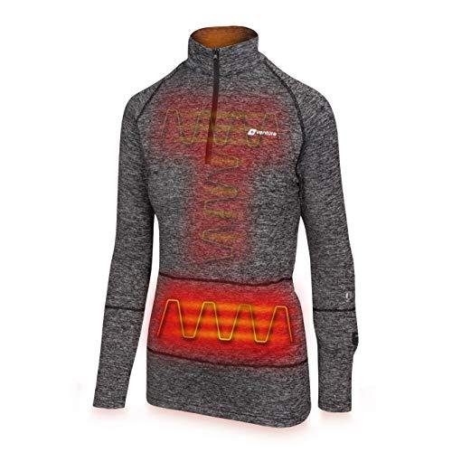 Venture Heat - Camiseta Interior térmica Mujer, batería