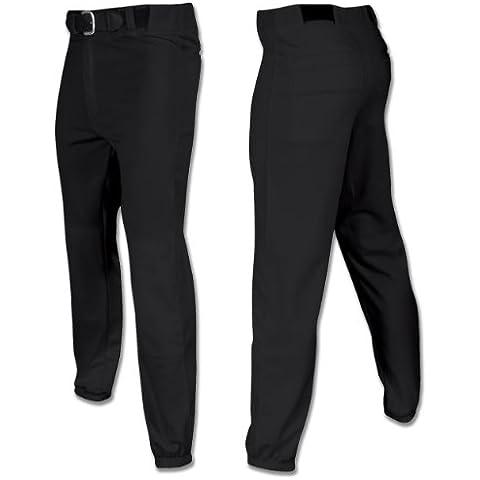 Champro pantaloni da Baseball giovanile in nero