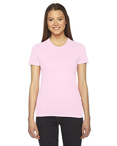 american-vestir-fine-jersey-de-manga-corta-t-de-las-mujeres-rosa-rosa-claro-us-s