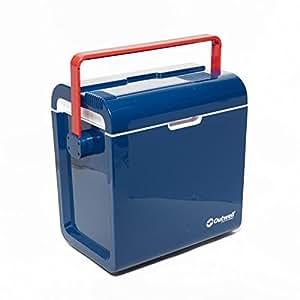 Outwell Eco Cooler - Blue/Red, 24 Litre/12 V