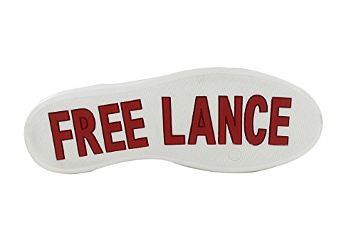 FREE LANCE SETH ZIP BASKET - Baskets basses / Baskets mode - Femme Blanc
