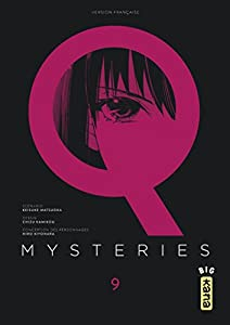 Q Mysteries Edition simple Tome 9