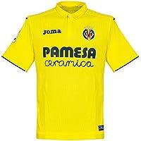 Camiseta Joma Villarreal CF Home 2017-2018 Amarillo