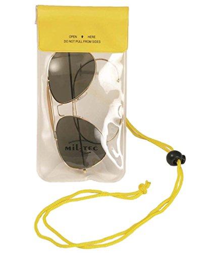 Mil-Tec Brustbeutel Waterproof 95X195 Mm Gelb [Misc.]
