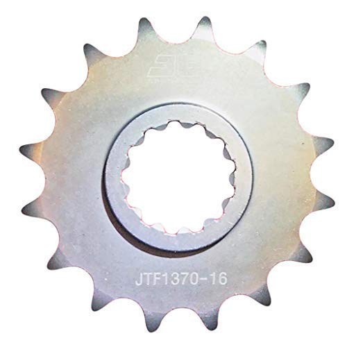 XL1000 V Varadero 99 00 01 02 03 04 05 06 07 08 09 10 11 12 13 Pignon avant 16 Dents 525 Épaisseur JTF1370.16