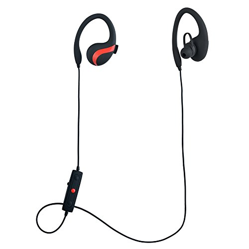 Bluetooth Headset, WM Sport Bluetooth 4.0 In-Ear-Kopfhörer mit Micro für Laufen, Wandern...