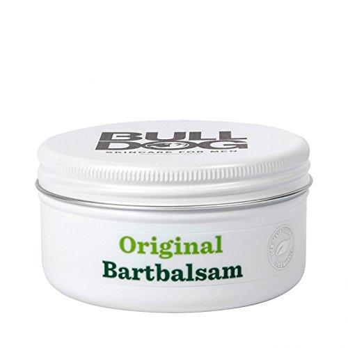 Bulldog Original Bartbalsam, Feuchtigkeitscreme, 1er Pack (1 x 88 g)