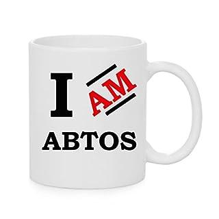 Ich bin Abtos Offizielles Tasse
