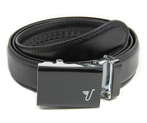 Mission Belt Men's Leather Ratchet Belt -