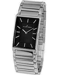 Jacques Lemans Damen-Armbanduhr XS Analog Quarz Edelstahl 1-1755A