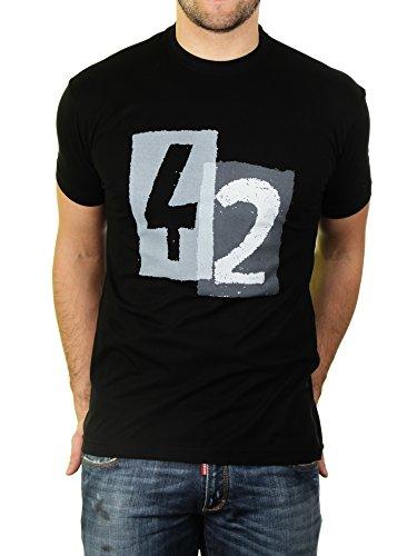 likoli-camiseta-cuello-redondo-manga-3-4-para-hombre-profundo-negro-52