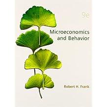 Microeconomics and Behavior (Mcgraw-hill/Irwin Series in Economics)