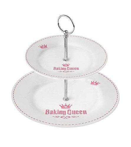 Baking Queen: Etagere (Geschenkewelt Baking - Buch 2 Etagen