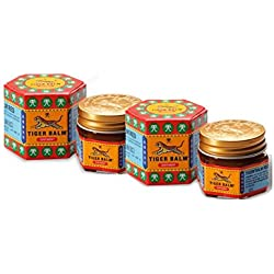 Tiger Balm Red Ointment 21ml - Pack of 3(Ship from India)