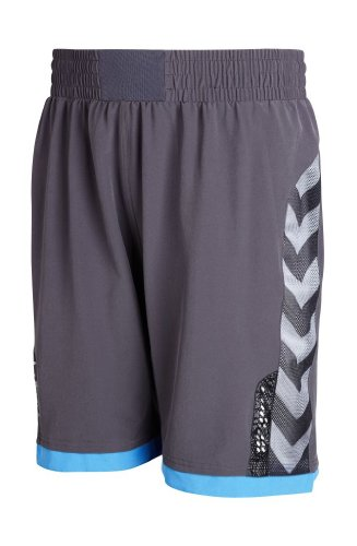 Hummel Uni Short Technical X nine iron / brilliant blue