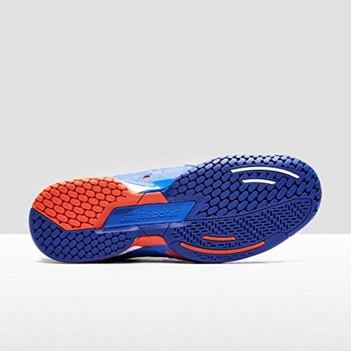 Babolat uomo Propulse tutte le scarpe da Tennis, colore: blu/rosso Blu