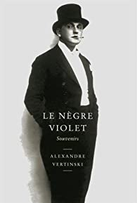 Le nègre violet par Alexandre Vertinski