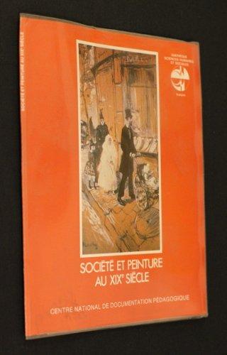 Société et peinture au XIXe siècle