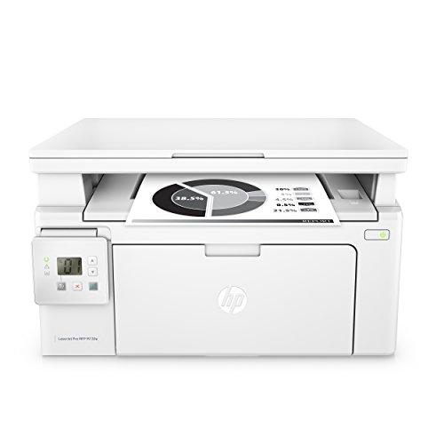 HP LaserJet Pro M130a Laser Multifunktionsdrucker (Drucker, Scanner, Kopierer, JetIntelligence, USB, 600 x 600 dpi) weiß