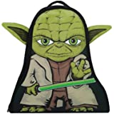 Star Wars - Mochila con forma de Yoda, color verde (Neat-Oh A1708xx)