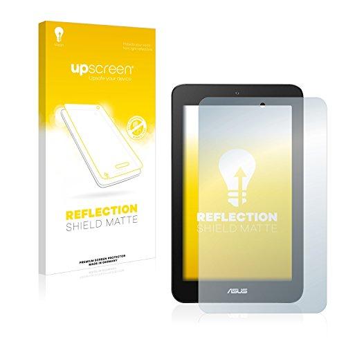 upscreen Reflection Shield Matte Vivo Tab Note 8 Matte Schutzfolie für Samsung Galaxy Note 8 (matt, Bildschirmschutz, ASUS, VivoTab Note 8, Kratzfest, transparent, 1 Stück)