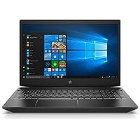 HP Pavilion Gaming 15-cx0004ns - Ordenador Portátil 15.6 FullHD (Intel Core i7-8750H, 8GB RAM, 256GB SSD, Nvidia GeForce GTX 1050-4GB, Windows 10) Color Negro - Teclado QWERTY Español