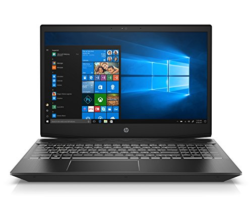"HP Pavilion Gaming 15-cx0004ns - Ordenador Portátil 15.6"" FullHD (Intel Core i7-8750H, 8GB RAM, 256GB SSD, Nvidia GeForce GTX 1050-4GB, Windows 10) Color Negro - Teclado QWERTY Español"