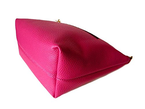 InStyle Bags , Damen Tote-Tasche Fushcia Pink