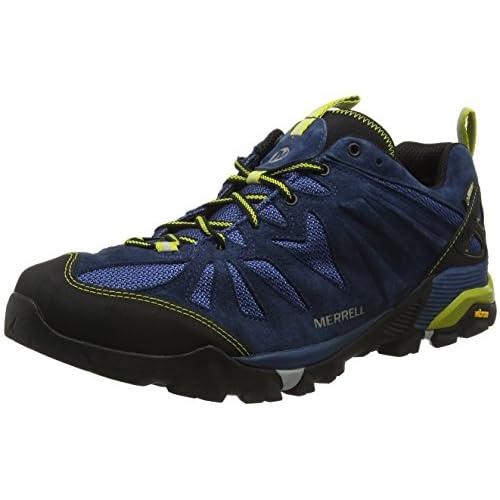 41joxV7COdL. SS500  - Merrell Men's Capra Gore-tex Low Rise Hiking Shoes