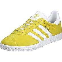 gazelle adidas jaune
