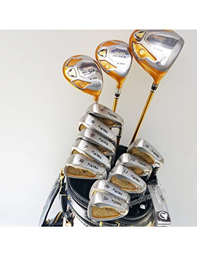 HDPP Club De Golf Nouveaux Clubs De Golf Honma S-03 4Star...