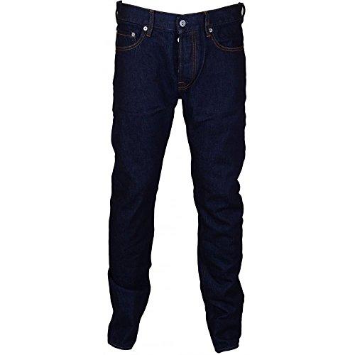 Stone Island - Jeans - Homme noir Dark Dark